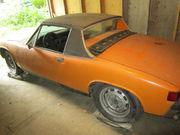 1970 Porsche 914 914 6 targa top